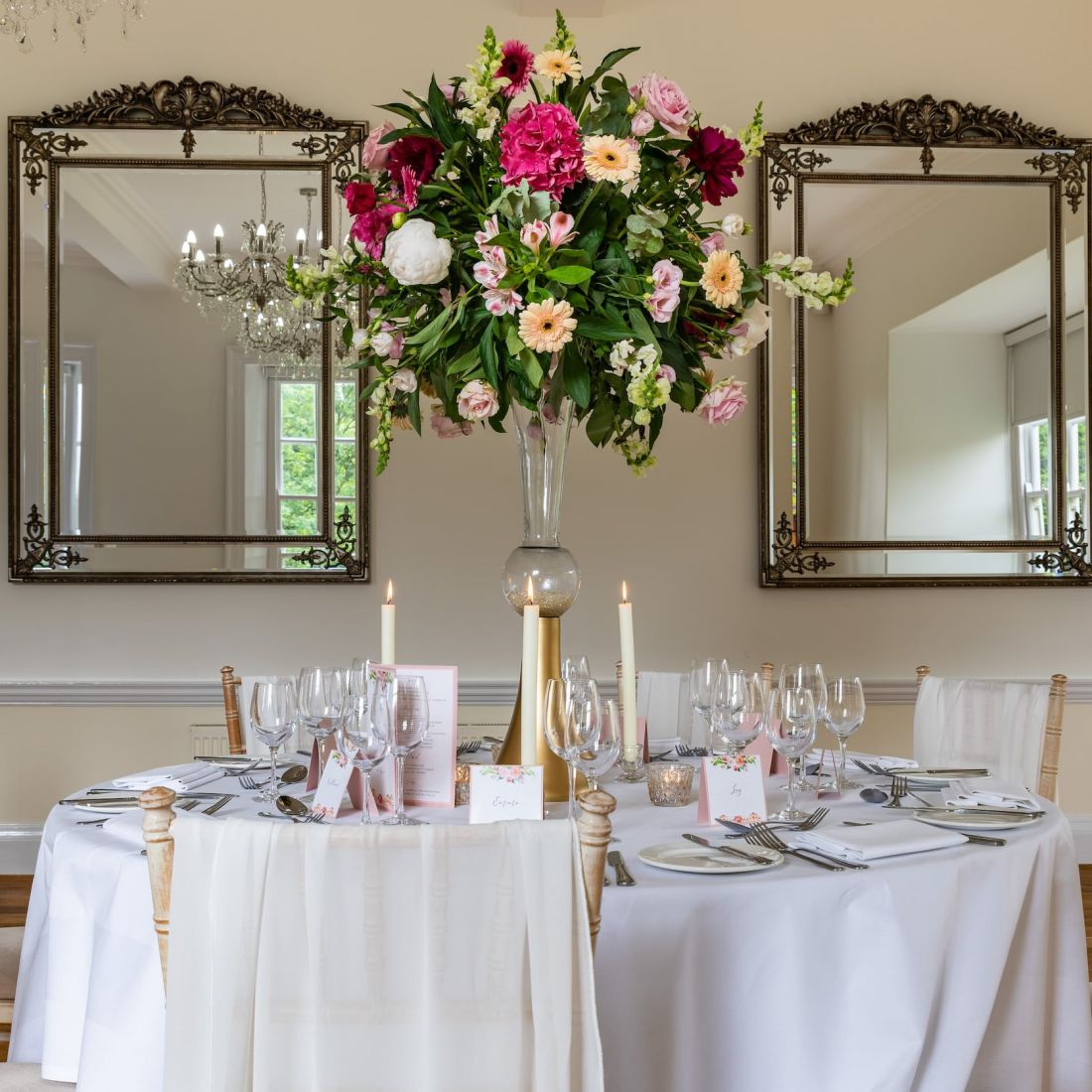 A Charming Country House Wedding Venue